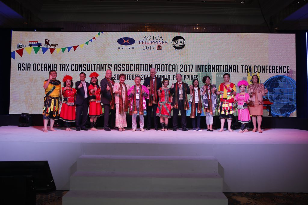 AOTCA 2017 Manila, Philippines