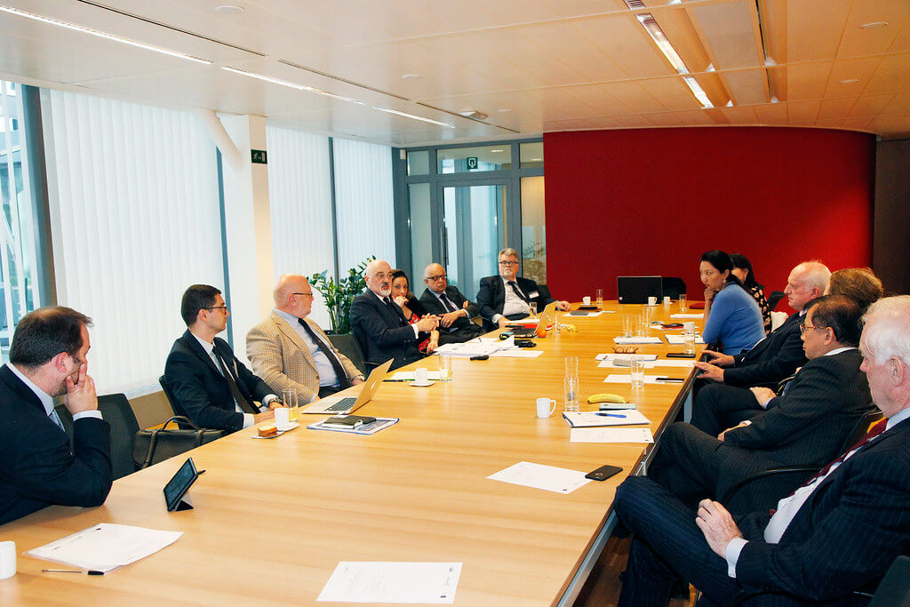 GTAP Meeting on 19 April 2018 in Brussels