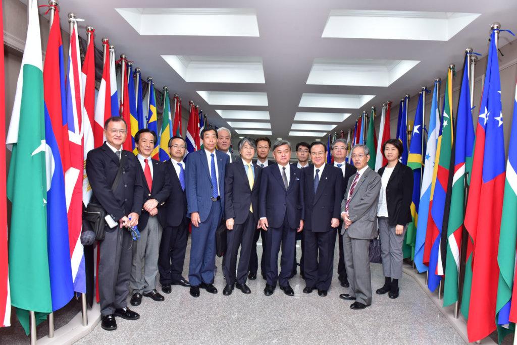 AOTCA 2018 Japan-Mongolia Cooperation Meeting