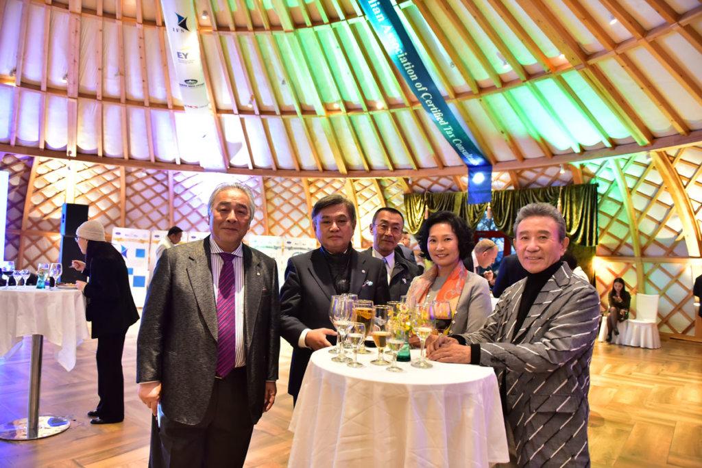 2018 AOTCA Gala Dinner