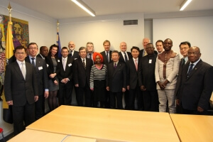 GTACF Meeting on 26 March 2015 in Brussels