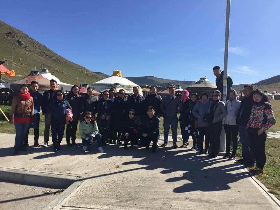 AOTCA 2018 Normadic Tour