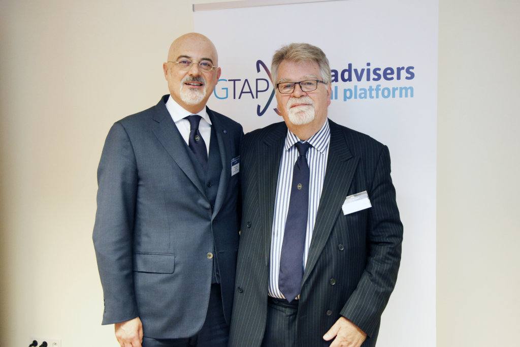 Global Tax Advisers Platform meeting on 06 June 2019 in Brussels